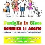 Famiglie in Gioco - Locandina