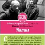 Borghi Sonori - Locandina Ramus