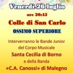 Concerto Bande Junior